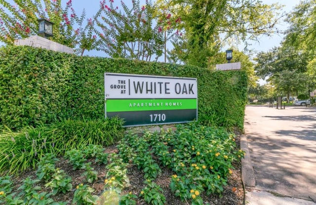 Grove at White Oak - 1710 West T C Jester Blvd, Houston, TX 77008