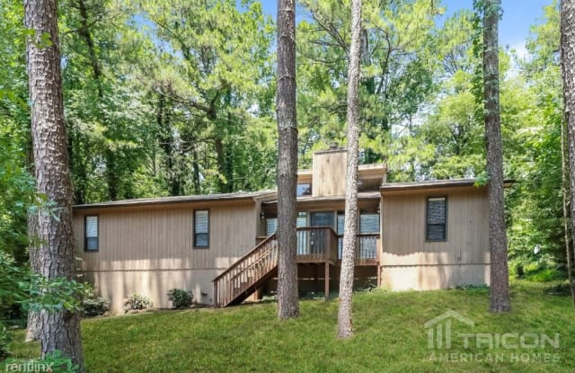 1677 Hillside Street - 1677 Hillside Street, Cobb County, GA 30066