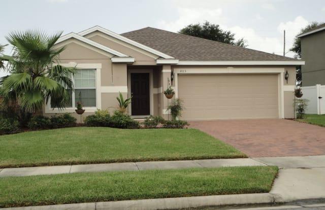 465 Millwood Place - 465 Millwood Place, Winter Garden, FL 34787