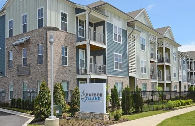 Harbor Island Apartments and Townhomes - 444 Island Dr, Memphis, TN 38103