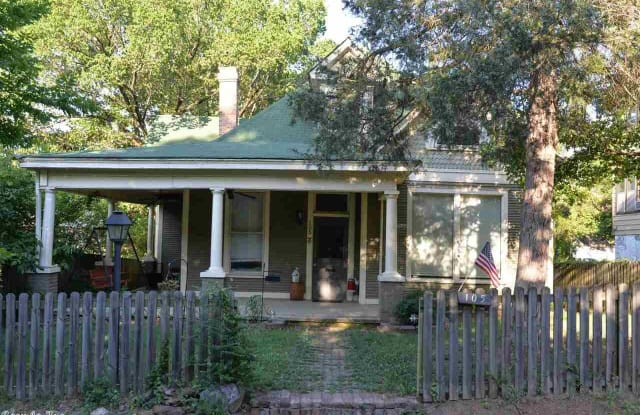 105 Dennison Street - 105 Dennison Street, Little Rock, AR 72205
