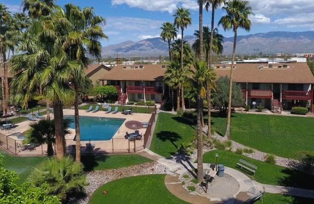 The Place at Spanish Trail - 8601 E Old Spanish Trl, Tucson, AZ 85710