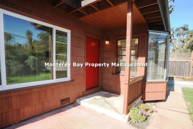 524 Crocker Avenue - 524 Crocker Avenue, Pacific Grove, CA 93950