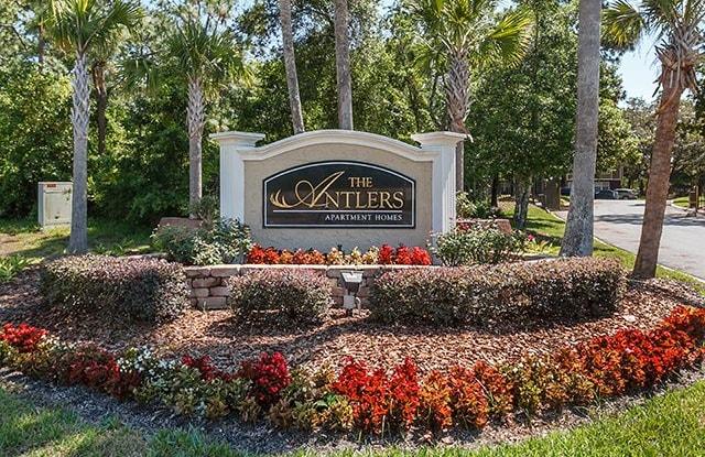 Antlers - 8433 Southside Blvd, Jacksonville, FL 32256
