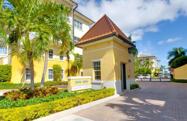 3960 N Flagler Drive - 3960 North Flagler Drive, West Palm Beach, FL 33407