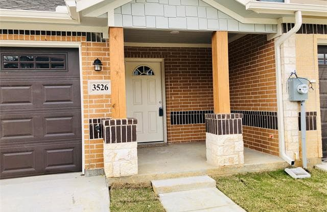 3526 Milan Street Fort Worth Tx Apartments For Rent