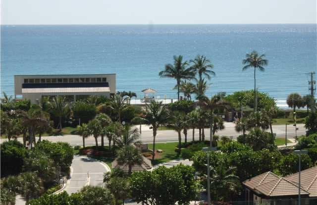 4740 S Ocean Boulevard - 4740 South Ocean Boulevard, Highland Beach, FL 33487
