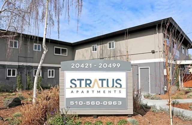 Stratus - 20421 Anita Avenue, Castro Valley, CA 94546