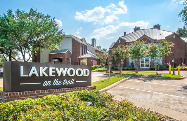 Lakewood on the Trail - 101 N Brookside Dr, Dallas, TX 75214