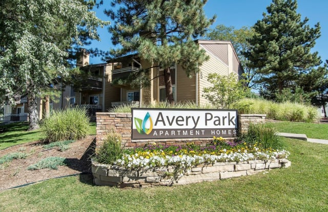 Avery Park - 9959 E Peakview Ave, Englewood, CO 80111