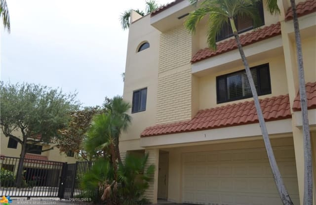 1401 NE 9th St - 1401 Northeast 9th Street, Fort Lauderdale, FL 33304