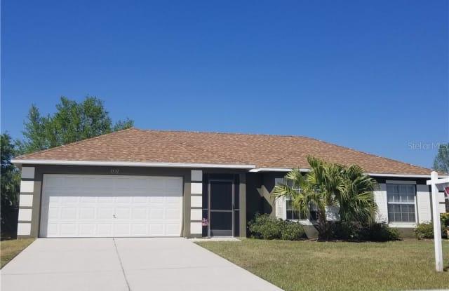 1537 SARUS AVENUE - 1537 Sarus Avenue, Groveland, FL 34736