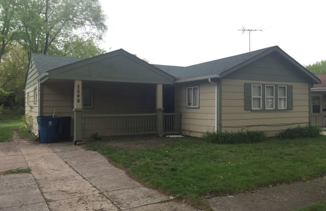 2546 E. 22nd Pl - 2546 East 22nd Place, Gary, IN 46407