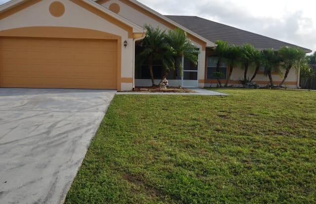 1442 SW Prairie Circle - 1442 SW Prairie Cir, Port St. Lucie, FL 34953
