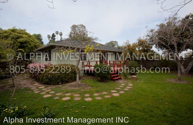 1273 San Miguel - 1273 San Miguel Avenue, Santa Barbara, CA 93109