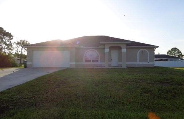 4017 Andalusia BLVD - 4017 Andalusia Boulevard, Cape Coral, FL 33909