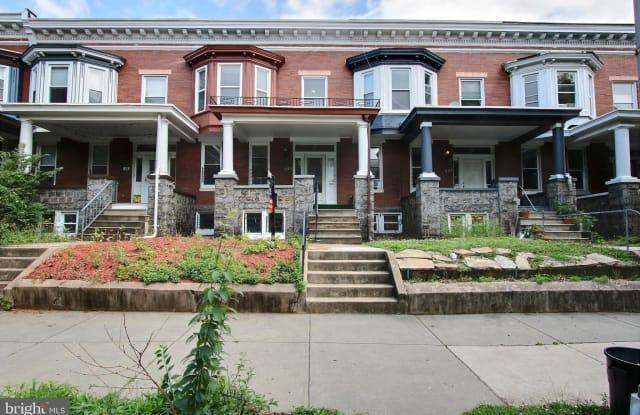 324 E 33RD STREET - 324 East 33rd Street, Baltimore, MD 21218