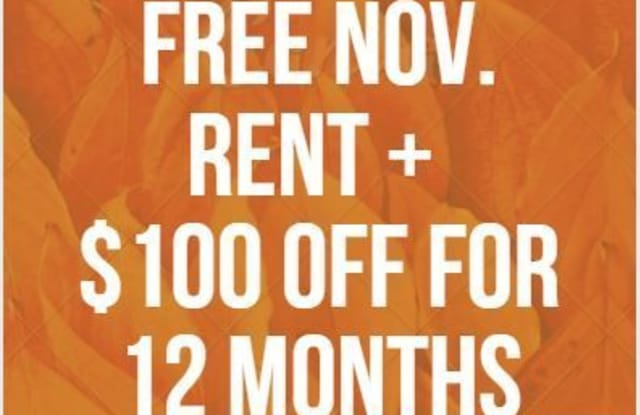 Apartments at Sauk Trail - 150 Anderson Drive, Coldwater, MI 49036