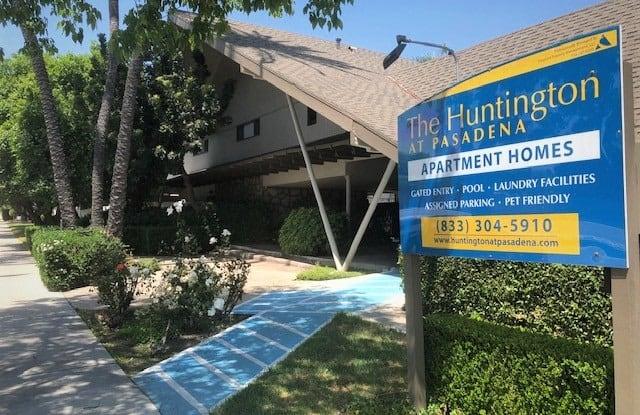 Huntington at Pasadena - 890 S. Rosemead Boulevard, Pasadena, CA 91107