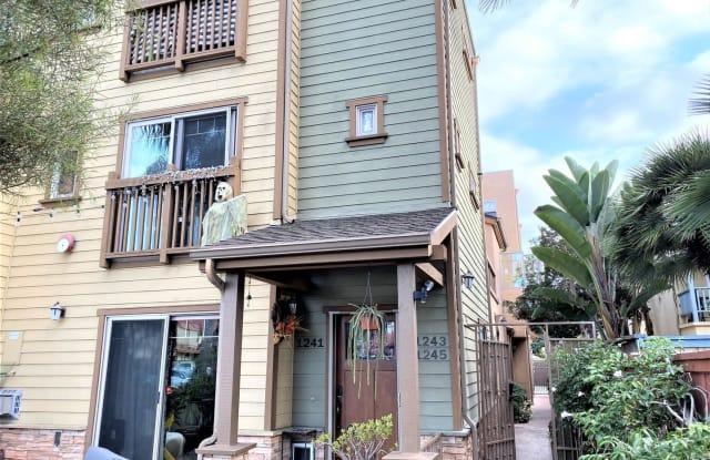 1245 Hornblend Street - 1245 Hornblend Street, San Diego, CA 92109