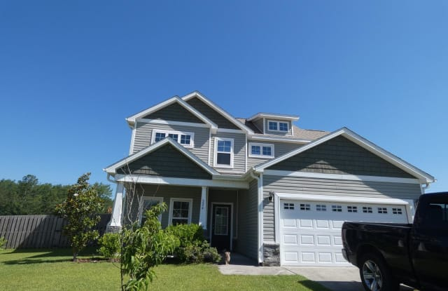 224 Admiral Court - 224 Admiral Ct, Sneads Ferry, NC 28460
