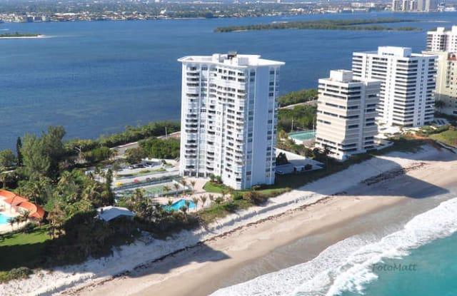 5200 N Ocean Drive - 5200 North Ocean Drive, Riviera Beach, FL 33404