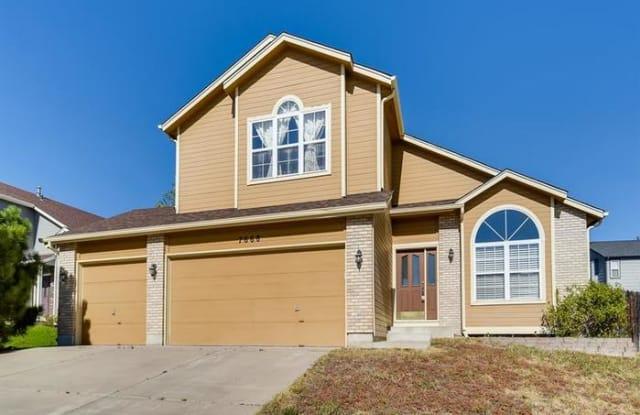 7668 Scarborough Drive - 7668 Scarborough Drive, Colorado Springs, CO 80920