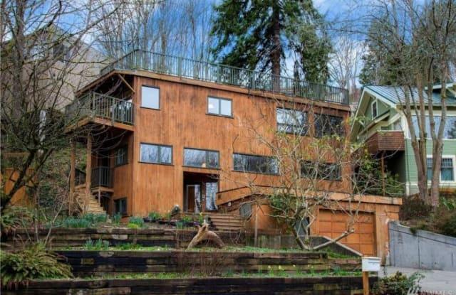 517 Lake Washington Boulevard South - 517 Lake Washington Boulevard South, Seattle, WA 98144