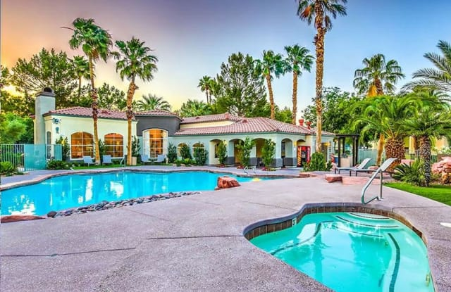 Parkway Townhomes - 2675 Windmill Pkwy, Henderson, NV 89074