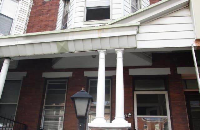 3715 N SYDENHAM STREET - 3715 North Sydenham Street, Philadelphia, PA 19140