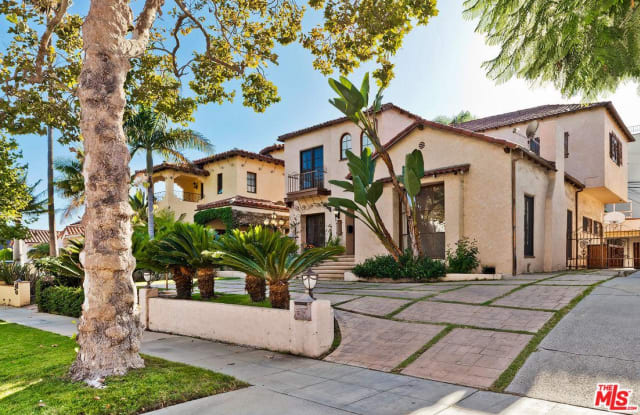 217 South MAPLE Drive - 217 South Maple Drive, Beverly Hills, CA 90212