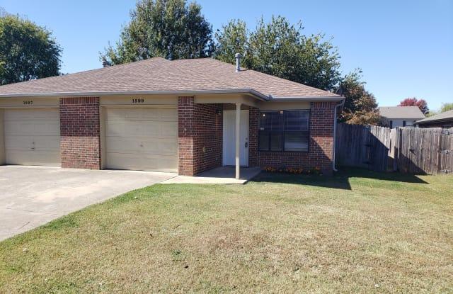 1599 Dawn Drive - 1599 North Dawn Drive, Fayetteville, AR 72703