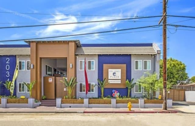 Del Amo Place Apartment Homes - 1648 W. Del Amo Blvd, Torrance, CA 90501