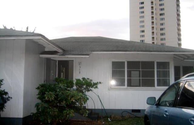 578 Kamoku Street - 578 Kamoku Street, Honolulu, HI 96826