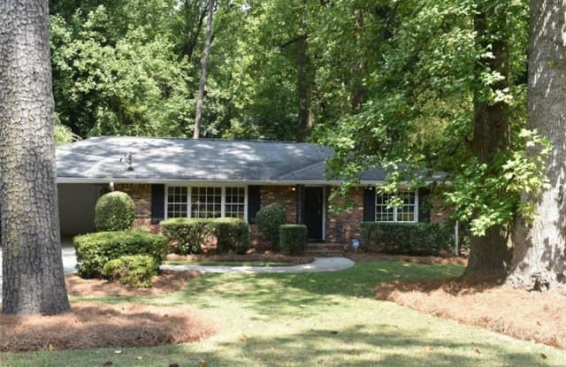 6615 Wright Circle - 6615 Wright Circle Northeast, Sandy Springs, GA 30328