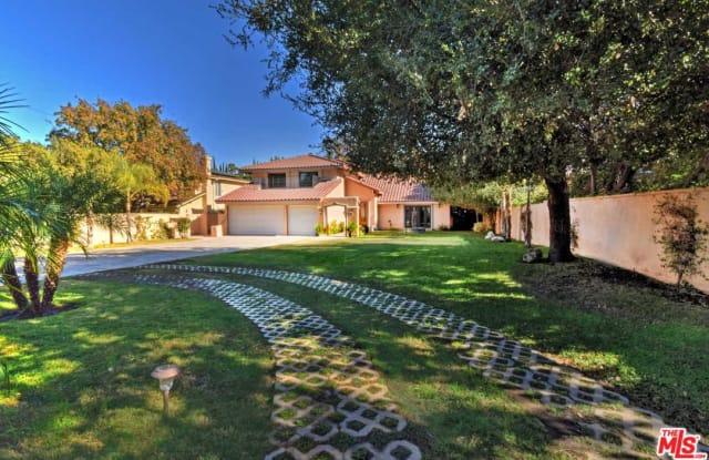 5074 LOUISE Avenue - 5074 Louise Avenue, Los Angeles, CA 91316