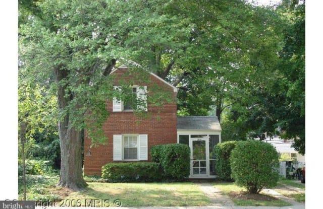1428 LONGFELLOW STREET - 1428 North Longfellow Street, Arlington, VA 22205