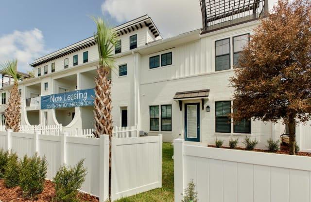 Cottage at North Beach - 102 Aquatic Dr, Atlantic Beach, FL 32233