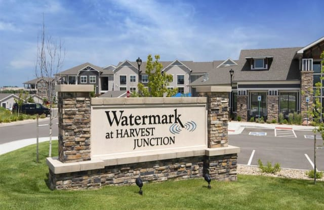 Watermark at Harvest Junction - Longmont, CO apartments ...