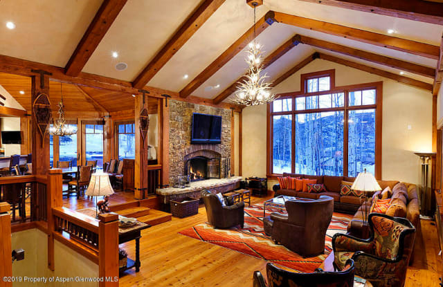835 Wood Road - 835 Wood Road, Snowmass Village, CO 81615