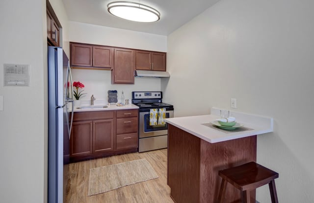 Century Plaza Apartments - 124 E 3rd Ave, Anchorage, AK 99501