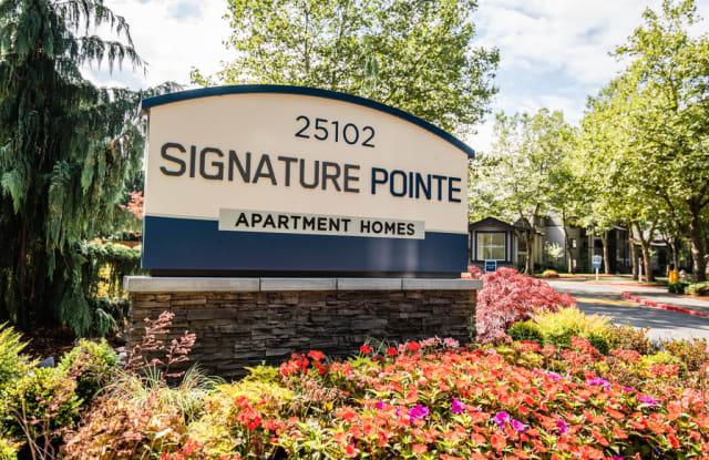 Signature Pointe - 25102 62nd Ave S, Kent, WA 98032