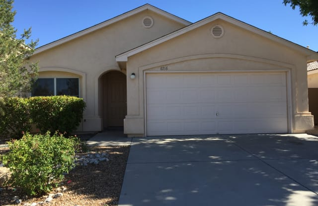 6716 Butte Volcano Rd NW - 6716 Butte Volcano Road Northwest, Albuquerque, NM 87120