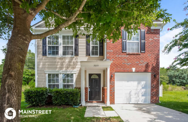 2605 Dapple Court - 2605 Dapple Court, Charlotte, NC 28215