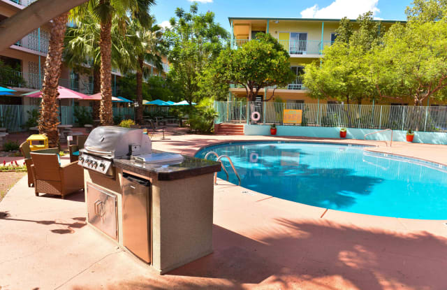 Sahara Apartments - 919 North Stone Avenue, Tucson, AZ 85705