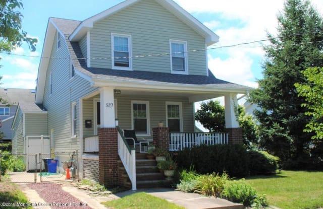 519 Burlington Avenue - 519 Burlington Avenue, Bradley Beach, NJ 07720