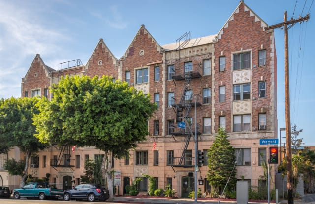 Hollymont Apartments - 1771-1777 North Vermont Avenue, Los Angeles, CA 90027