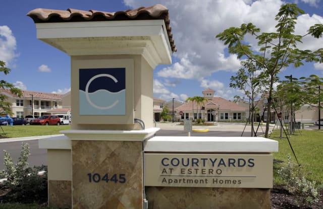 Courtyard at Estero - 10445 Corkscrew Commons Dr, Estero, FL 33928