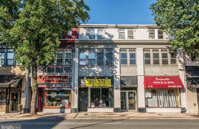 21 E LANCASTER AVE #2 - 21 East Lancaster Avenue, Ardmore, PA 19003