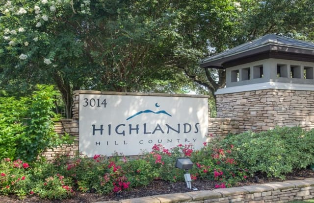 Highlands Hill Country - 3014 W William Cannon Dr, Austin, TX 78745
